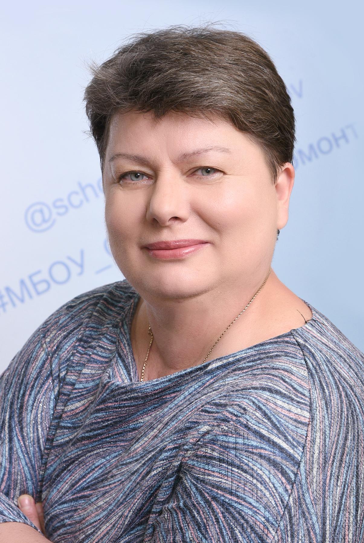 Мусонова Алла Алексеевна